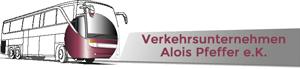 Pfeffer Reisen Logo