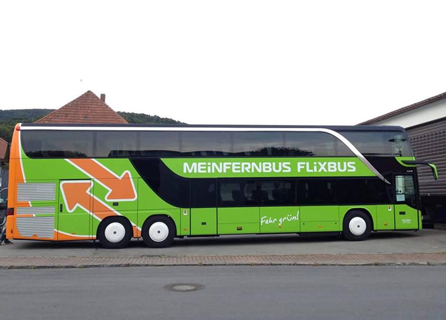 Pfeffer-Reisen - Flixbus